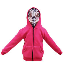 Animation dream ring travel children MiG cosplay coat hoodie kids Halloween play thick sweater vest(China)