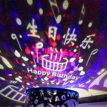 Fashion Romantic LED Starry Night Sky Projector Lamp Kids Nightlight Gift Star light Cosmos Master VC465 P15