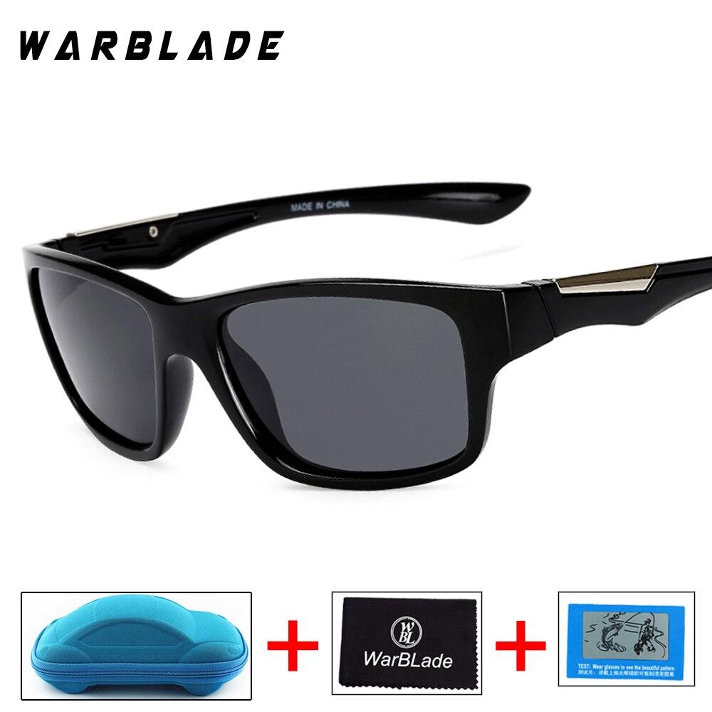 Night Driving Safety Mirror Coating Anti-glare Glasses Yellow Night Vision Mens Polarized Sunglasses Square UV400 with box