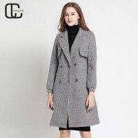 Весеннее пальто в английском стиле