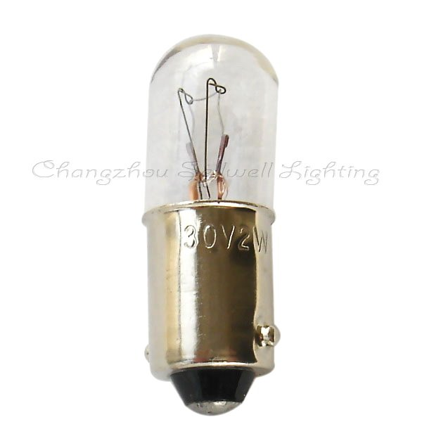 Ba9s T10x28 30v 2w Miniature Lamp Bulb Light A035 in