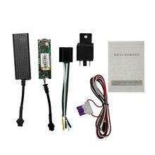 Dyegoo gps-трекер с мини-gsm трекер автомобиль T3 устройство слежения широкое напряжение Встроенная батарея вырезанное топливо sms платформа приложение