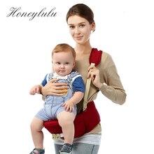 Honeylulu Waist Stool With Shoulder Strap Baby Carrier Sling For Newborns Kangaroo Ergoryukzak Backpack Hipsit