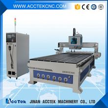 China CE / ISO / FDA Approved 3D ATC cnc router machine  1530 for wood furniture