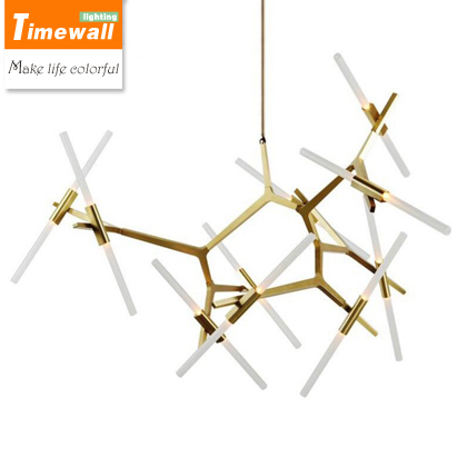 Creative Branch Arts Roll Hill Agnes Pendant Light lamp Modern Italian Design Personality Living Room Restaurant Lamps fixtures modern circle tree branch led pendant light creative personality firefly dia 210cm nordic living room restaurant hall lobby lamp