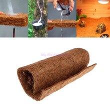 Коврик для рептилий кокосовый чехол для рептилий дышащий мягкий натуральный коврик для обитания паука ящерица, змея, черепаха, товары для домашних животных C42