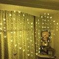 Coversage Fada Luzes Cordas Casamento Luzes Da Cortina Borboleta Casa Ao Ar Livre Decorativa Do Natal Cordas Guirlandas Luzes Da Cortina De Fadas