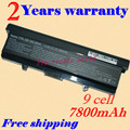 JIGU New laptop battery 312-0625 312-0626 312-0633 312-0634 312-0763 312-0844 RN873 RU586 XR693 M911G  for Dell Inspiron 1525