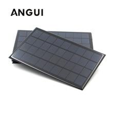 1000mA 1670mA 222mA 333mA 467mA 1120mA 556mA Панели солнечные 6V 9V 18V Мини элемент для солнечной батареи для мобильного телефона портативное зарядное устройство