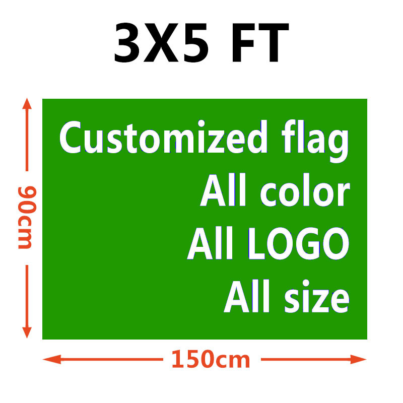 KTM RACING ORANGE FLAG 75x125CM TWO GROMMETS