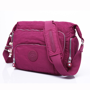 Image 2 - TEGAOTE Messenger Bags Women Crossbody Shoulder Bag Lady Bolsa Feminina Mujer Large Solid Beach Travel Bag Female Zipper 2020