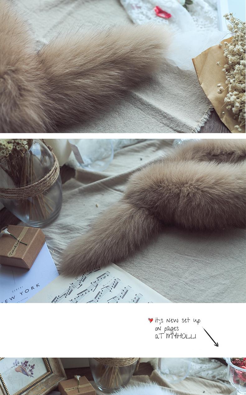 discount Fur Scarf Pudi 6