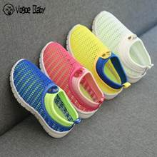 Hot Stripe Children Shoes Casual Canvas Shoes For Girls Trainer Boys SapatoTenis Infantil Kids Flats Comfortable Baby sneaker 48(China)
