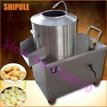 Фотография 2016 trending products 150-220kg/h industrial potato peeling machine/electric potato peeler machine for sale