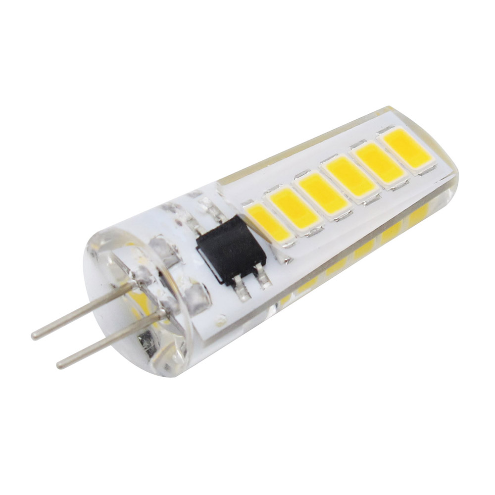 20w Smd Led 12v: 10pcs G4 LED 12LEDs SMD 5733 Lamp Bulb DC 12V Corn Candle