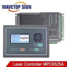 Wavetopsign Leetro MPC 6525A Co2 лазерного контроллера Системы для лазерная машина для гравировки и резки