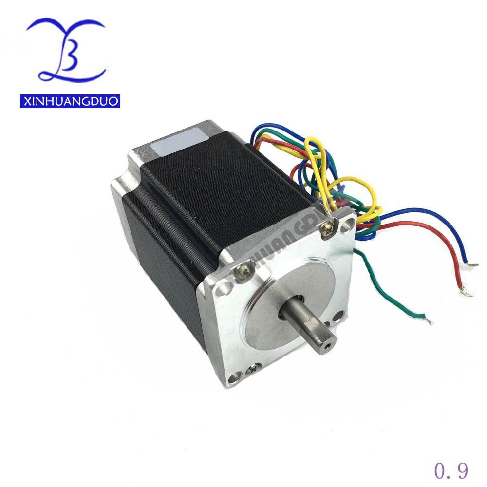 Nema 23 0.9 stopni silnik krokowy, 2 fazy, 4 prowadzi 20 Kgcm 82mm CNC router, 3D drukarki w Silniki krokowe od Majsterkowanie na AliExpress - 11.11_Double 11Singles' Day 1