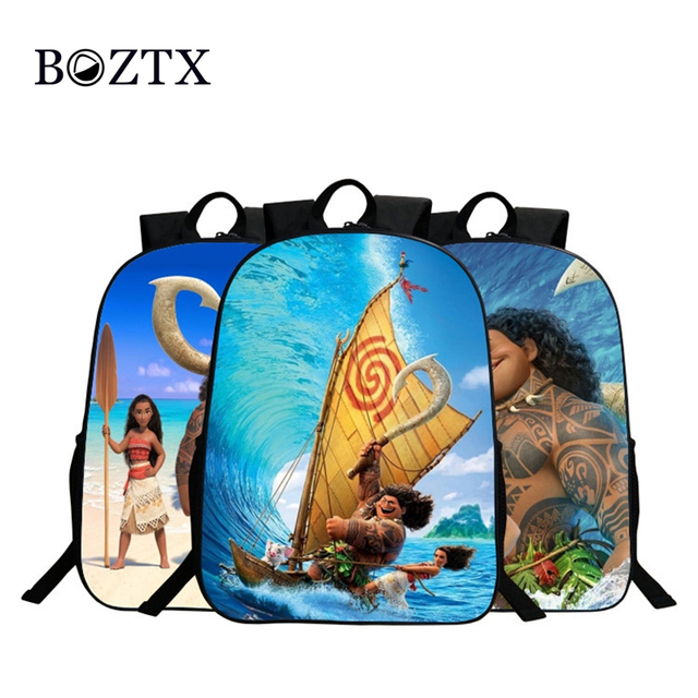 806b45e01833 US $18.49 30% OFF|Kanken Backpack 3D Printing Moanna Children Bag World Of  Warcraft School Bag Boys Girls Rucksack Travel Adventure Time Backpack -in  ...
