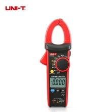 Metrów Częstotliwość Pojemność UT216C True RMS Cyfrowy Cęgowy UNI-T Test Termometr Temperatury i NCV