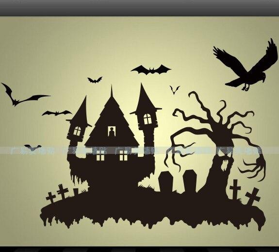 Wall Decor Halloween : Halloween wall decorations roselawnlutheran