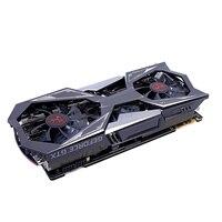 Original Colorful NVIDIA IGame GeForce GTX1080Ti Vulcan X OC Video Graphics Card 11G GDDR5X 1620MHz 16nm