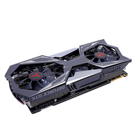 Original Colorful NVIDIA IGame GeForce GTX1080Ti Vulcan X OC Video Graphics Card 11G GDDR5X 1620MHz 16nm 352bit With DVI DP HDMI