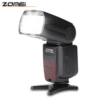 Zomei 860T Automatic Professional LCD Screen Camera Macro Flashlight High Speed Sync 1/8000s Support TTL Manual Multi Flash
