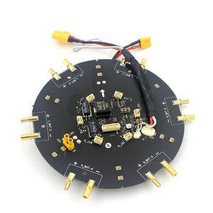 Image 4 - DJI M600 moc tablica rozdzielcza część 49 dla DJI Matrice M600 maszyna do ochrony roślin akcesoria do dronów
