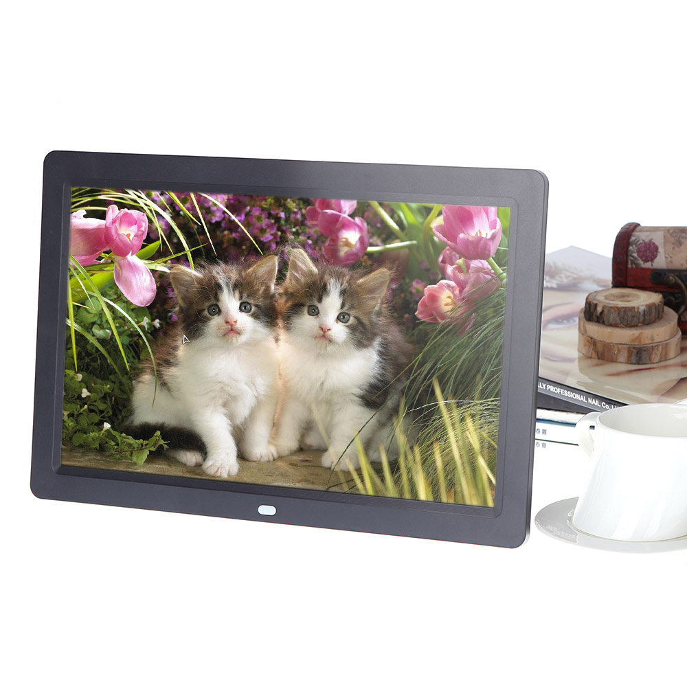 Online shop andoer 12 hd digital photo frame tft lcd 1280 800 online shop andoer 12 hd digital photo frame tft lcd 1280 800 full view electronic picture frame alarm clock mp3 mp4 with remote desktop aliexpress jeuxipadfo Image collections