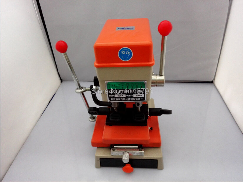 368A universal key cutting machine for door and car key Cutting Machine Locksmith Equipment