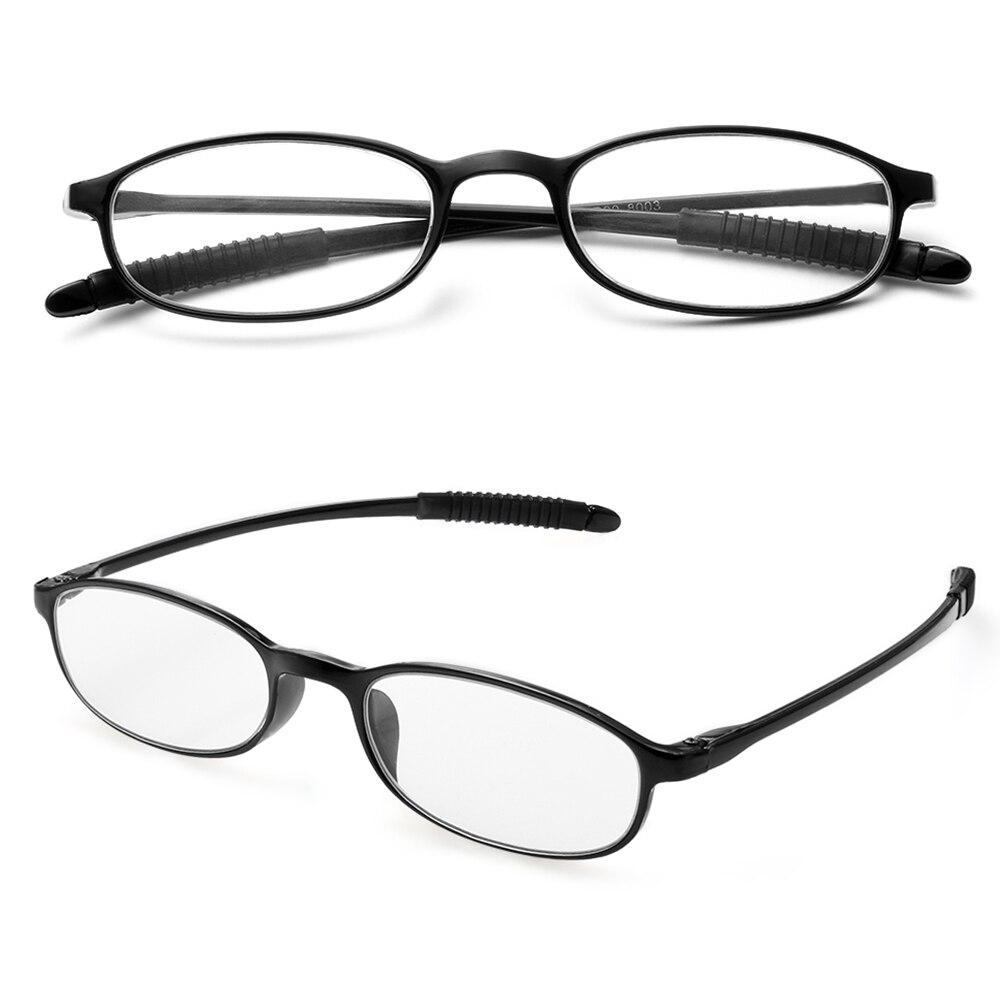 Presbyopic-Reading-Glasses Elders-Vision Ultra-Light Diopter Unisex Care Resin Anti-Skidding