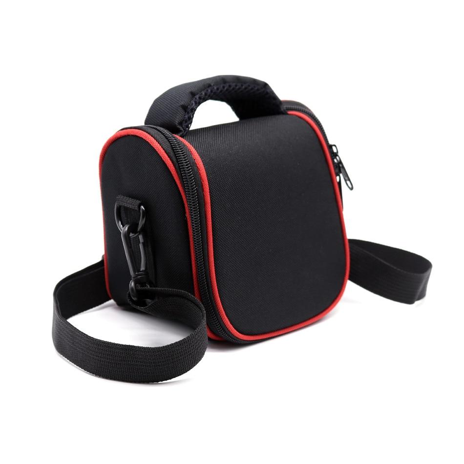 Micro Single Camera Bag Shoulder Case for Canon G15 G16 SX540HS SX530 Micro Single Bag EOS M10 M6 M3 M2 M 15-45mm/18-55mm Lens