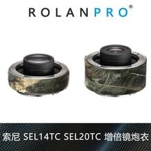 ROLANPRO カメラレンズ迷彩レインカバーレインコートデジタル一眼レフカメラバーロー銃服レンズバーロー保護スリーブ