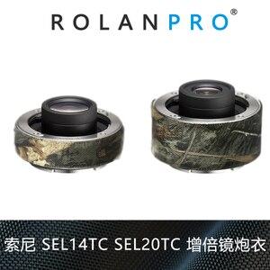 Image 1 - ROLANPRO カメラレンズ迷彩レインカバーレインコートデジタル一眼レフカメラバーロー銃服レンズバーロー保護スリーブ