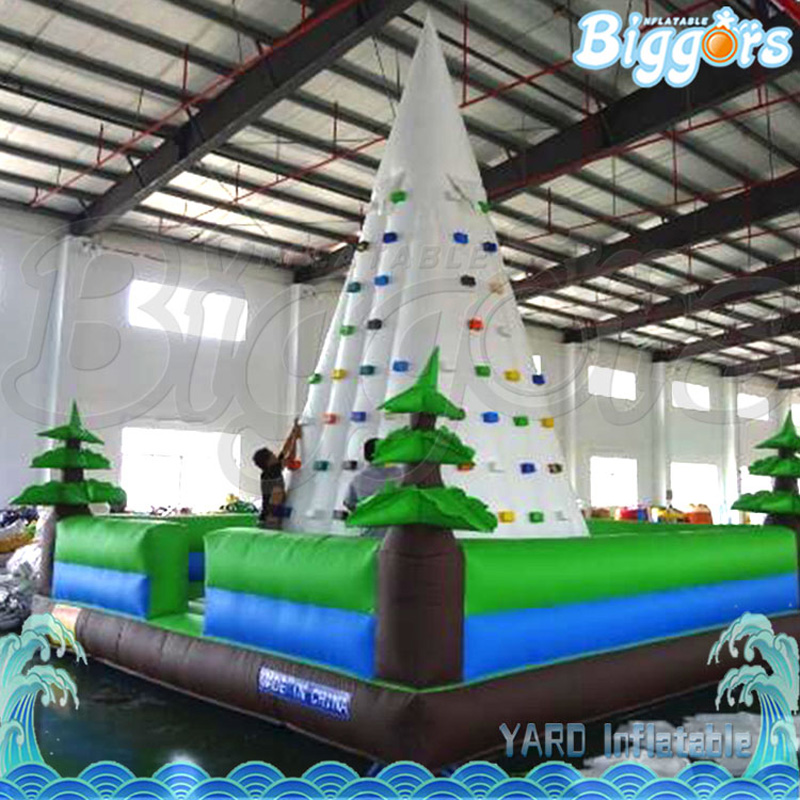 Funny Inflatable Climbing Wall Game Inflatable Tower for Sale funny summer inflatable water games inflatable bounce water slide with stairs and blowers