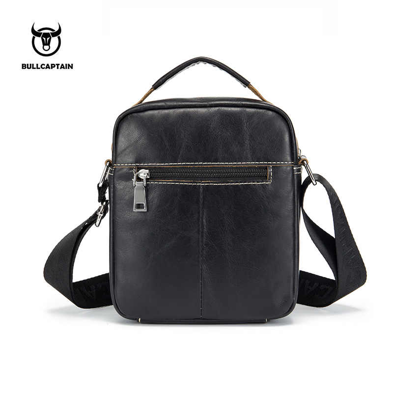33cd9a721b ... BULLCAPTAIN Men Shoulder Bag Classic Brand Men Bag Vintage Style Casual Men  Messenger Bags Promotion Crossbody ...