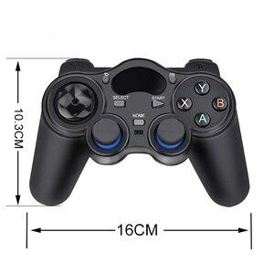 Image 5 - ラズベリーゲームパッド2.4グラムワイヤレスゲームコントローラgamestickジョイスティックラズベリーパイ4/pc/アンドロイド/tvボックスretroflag nespi retropie