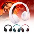 HY-811 Bluetooth Wireless Stereo Foldable Earphone  With Microphone Audio Headset For MP3 Player FM Stereo Radio