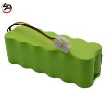 Laipuduo 14.4V 3.5Ah NI-MH Battery Pack For Samsung NaviBot SR88XX Series Vacuum Cleaner SR8840 SR8845 SR8855 SR8895 VCA-RBT20