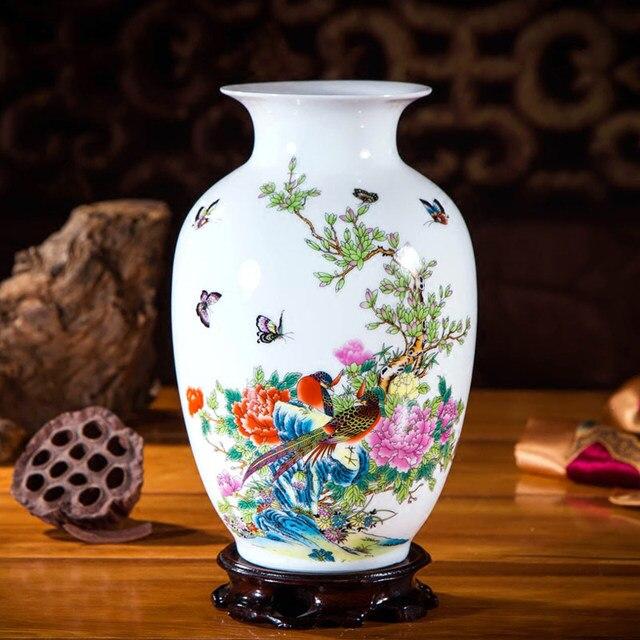 Online Shop 18 Style Jingdezhen Antique Chinese Style Ceramic Vases