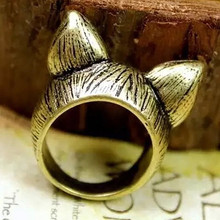 Cool Retro Orecchiette Cat Rings for Women – FREE + Shipping
