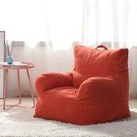 Bean bag chair creativity living room Fabric sofas totoro bag bedroom tatami beanbag chair Single lazy sofa kids couch