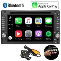 General 2 Din Universal Car DVD Player Autoradio Bluetooth Car Stereo Stereo Radio Bluetooth USB/SD for Universal Cars