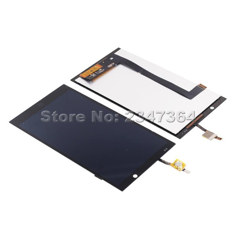Para hp 10949 100% probado pantalla lcd táctil digitalizador asamblea teléfono móvil lcd withtouch panel herramientas gratuitas