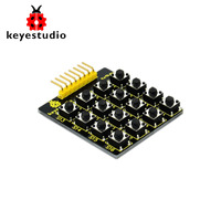 Free shipping! Large Button 4*4 Matrix Keypad for Arduino
