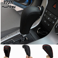 Чехол для Chevrolet Cruze 2009-2014 из натуральной кожи чехол для рычага переключения передач авто-Стайлинг автомобильные аксессуары