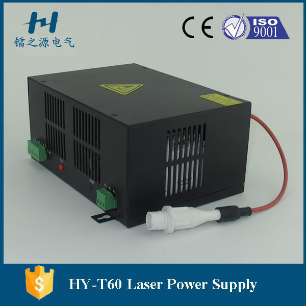 Hair Extensions & Wigs Factory Wholesales T60 60w Laser Power Supply For 1200mm Laser Glass Tube