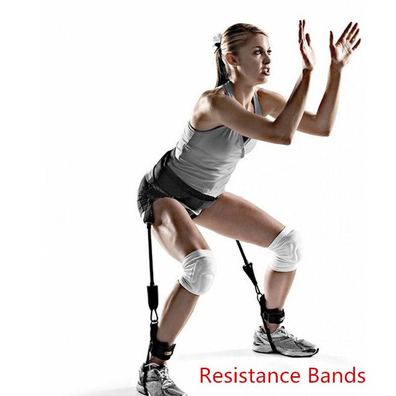 Crossfit Leg Training Pull Rope