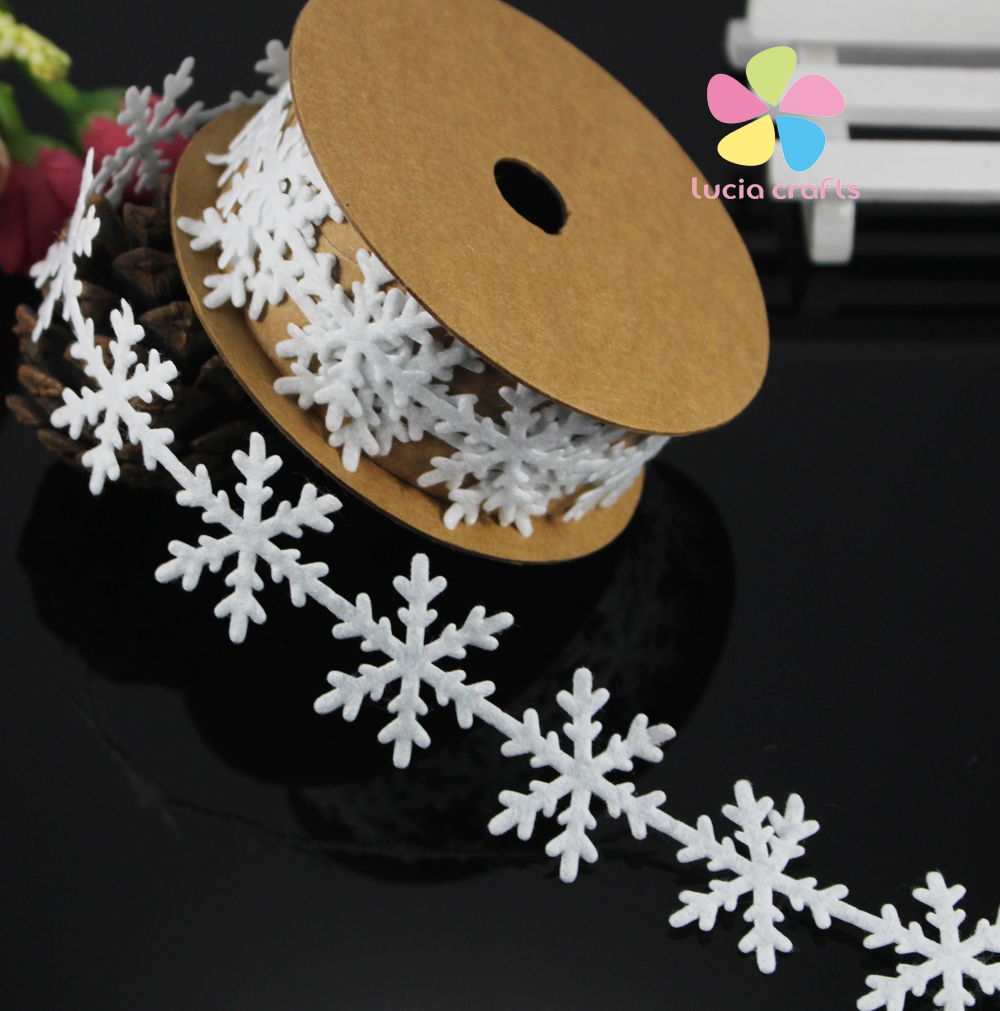 Buy sewing craft felt lace trim for Craft ribbons and trims