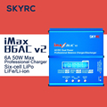 Original SKYRC iMax B6AC V2 50W 6A Max Balance Charger Discharger for RC Aeromodelling NiMH NiCd LiPo LiFe Lilon Re-peak Mode